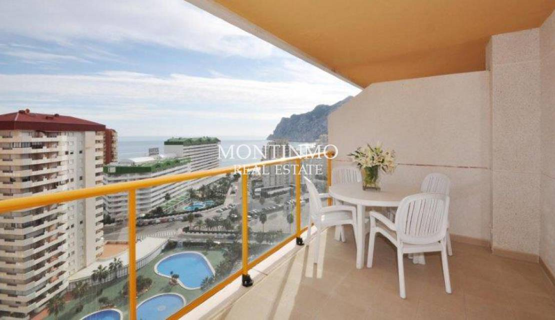 Apartment · New Build · Calpe · Calpe