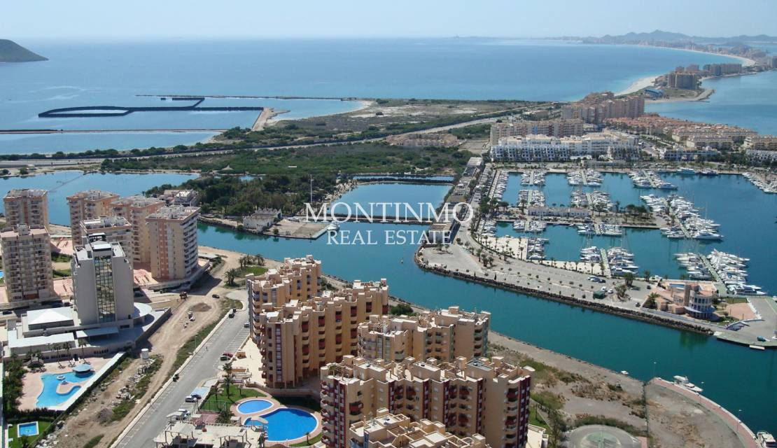Apartment · New Build · La Manga del Mar Menor · La Manga del Mar Menor