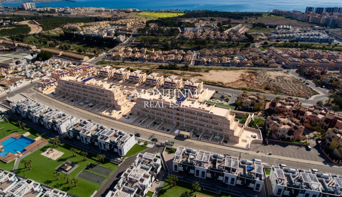 Apartment · New Build · Orihuela Costa · Punta Prima