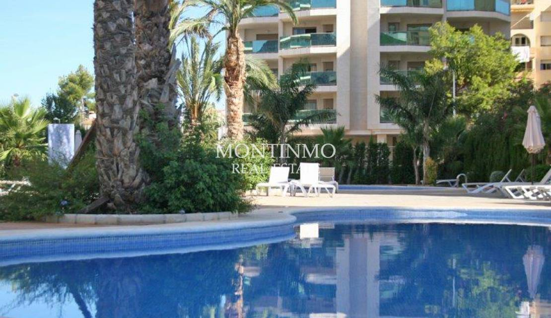 Appartement · New Build · Calpe · Calpe