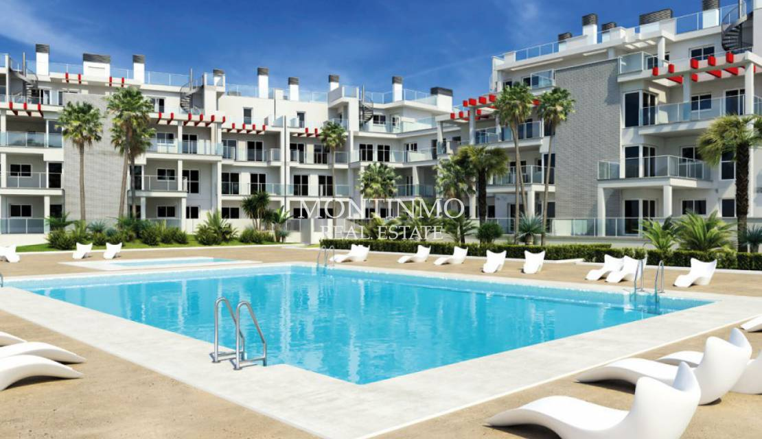 Appartement · New Build · Denia · Denia