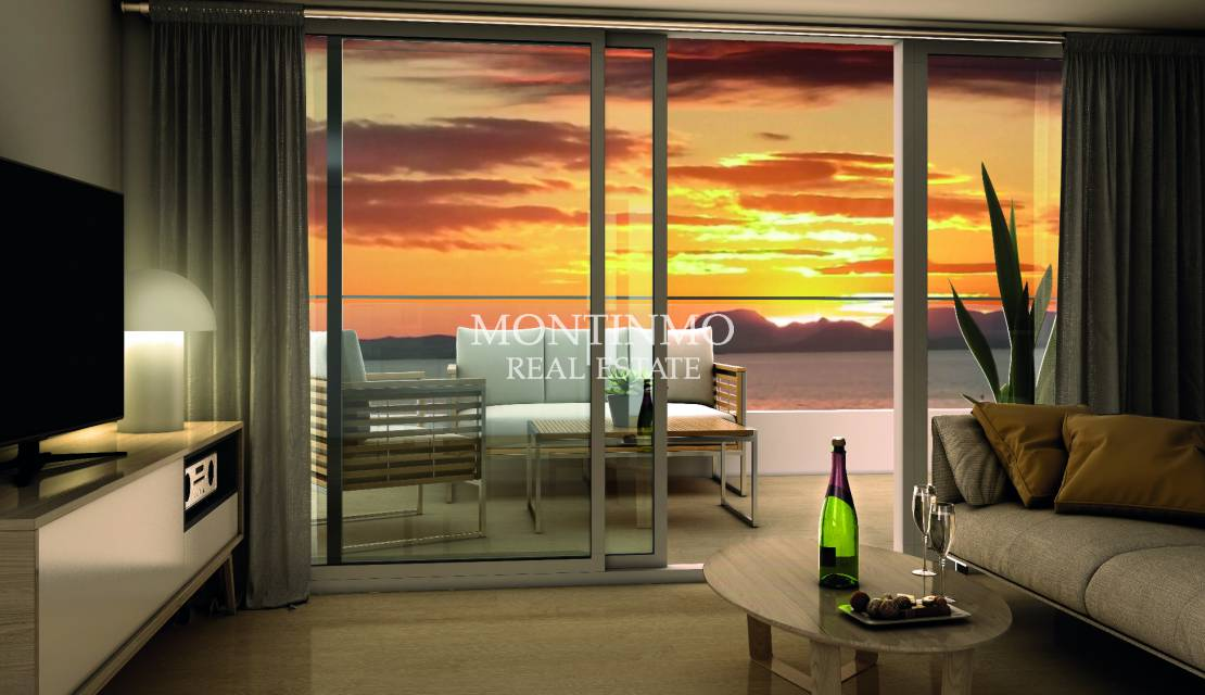 Appartement · New Build · La Manga del Mar Menor · La Manga del Mar Menor