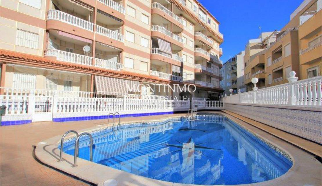 Appartement · New Build · La Mata · Center