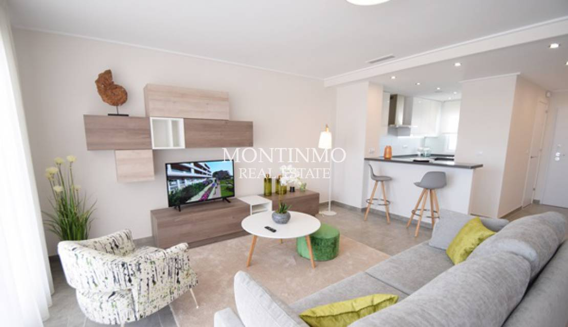 Appartement · New Build · Orihuela Costa · Villamartin
