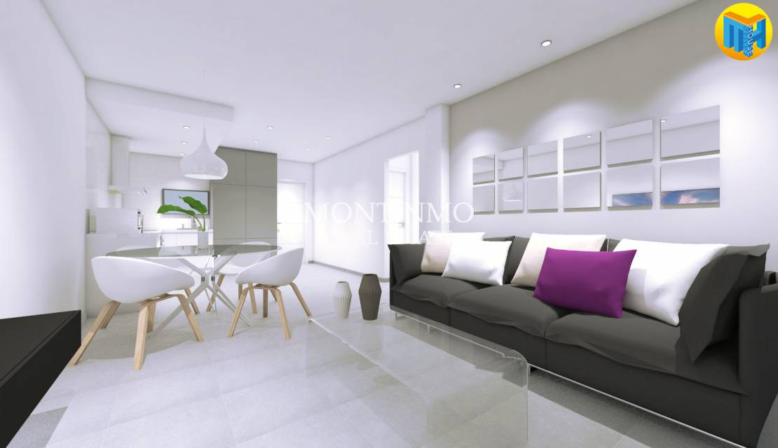 Appartement · New Build · Pilar de la Horadada · Pilar de la Horadada