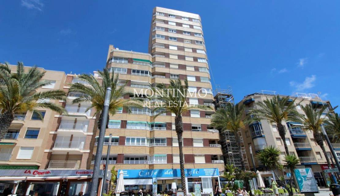 Appartement · Sale · Torrevieja · Playa del Cura