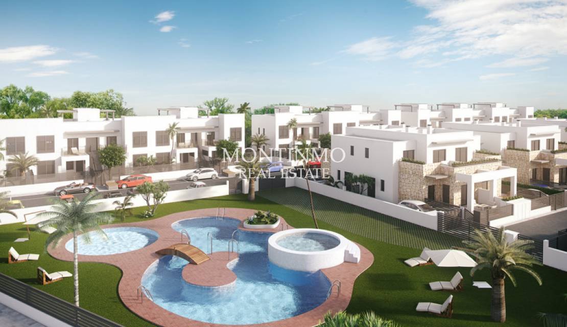 Bungalow · New Build · Torrevieja · Aguas Nuevas