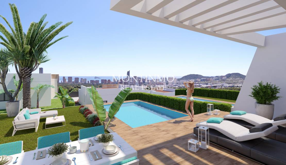 Villa · New Build · Benidorm · Finestrat