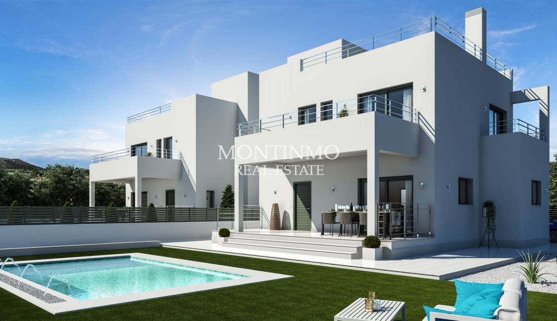 Villa · New Build · La Marina · El Pinet
