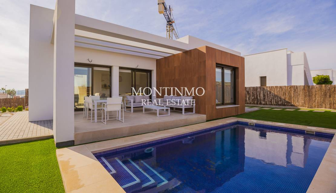 Villa · New Build · Los Montesinos · Vistabella