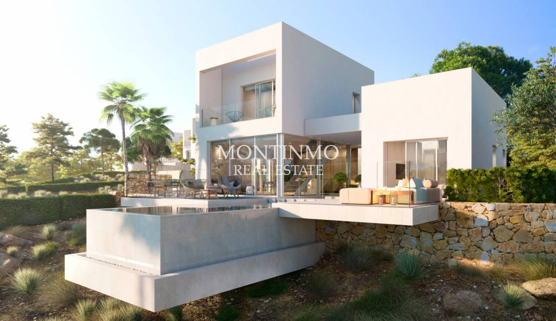 Villa · New Build · Orihuela Costa · Dehesa de Campoamor