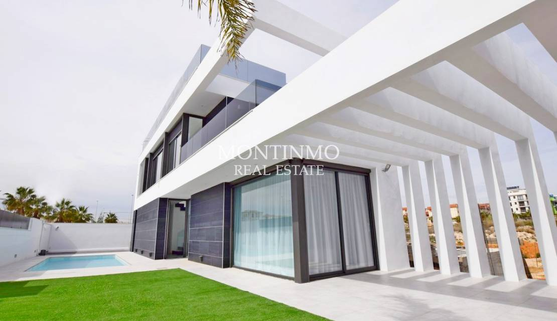 Villa · New Build · Orihuela Costa · Lomas de Cabo Roig