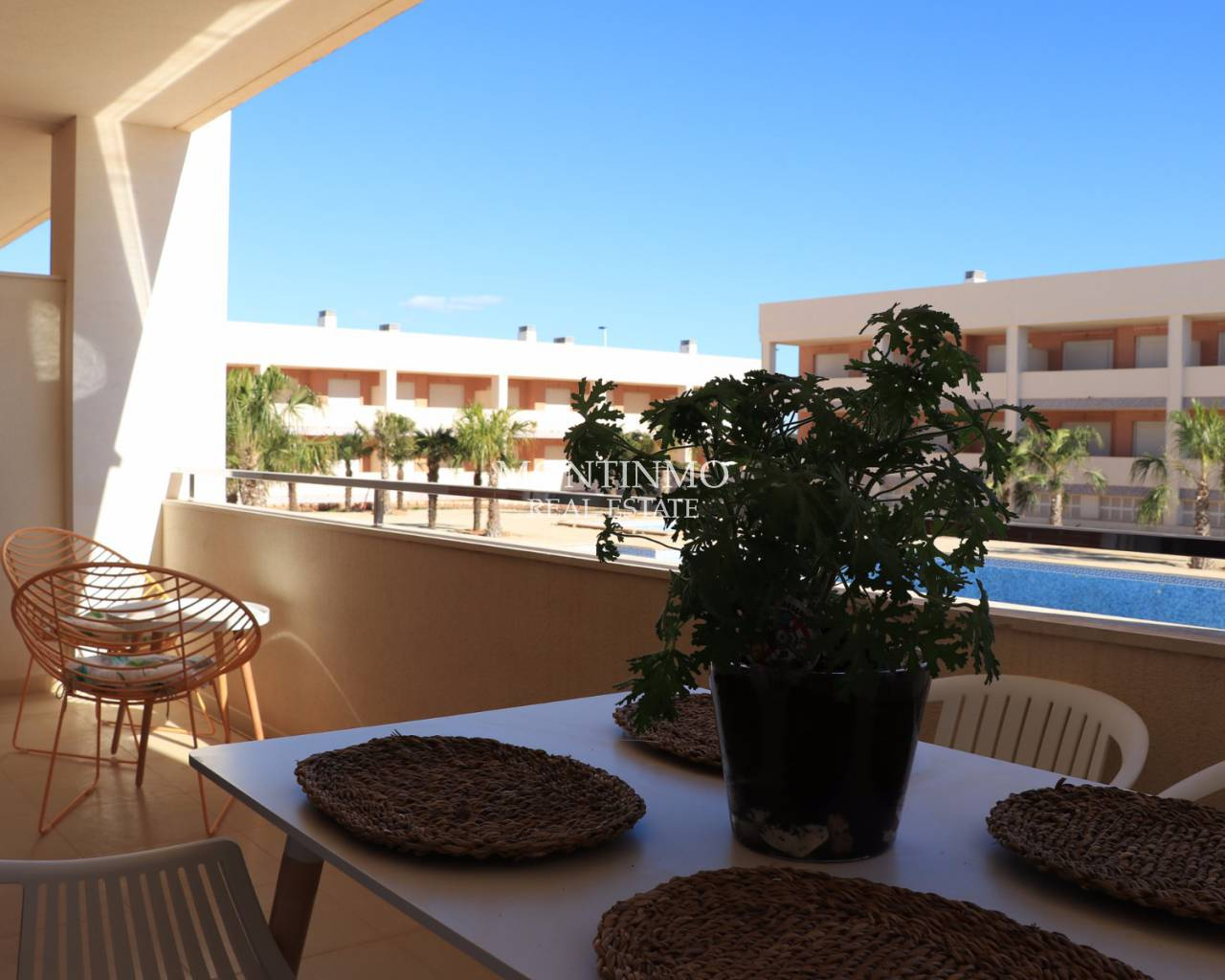New Build - Appartement - Gran Alacant - Arenales