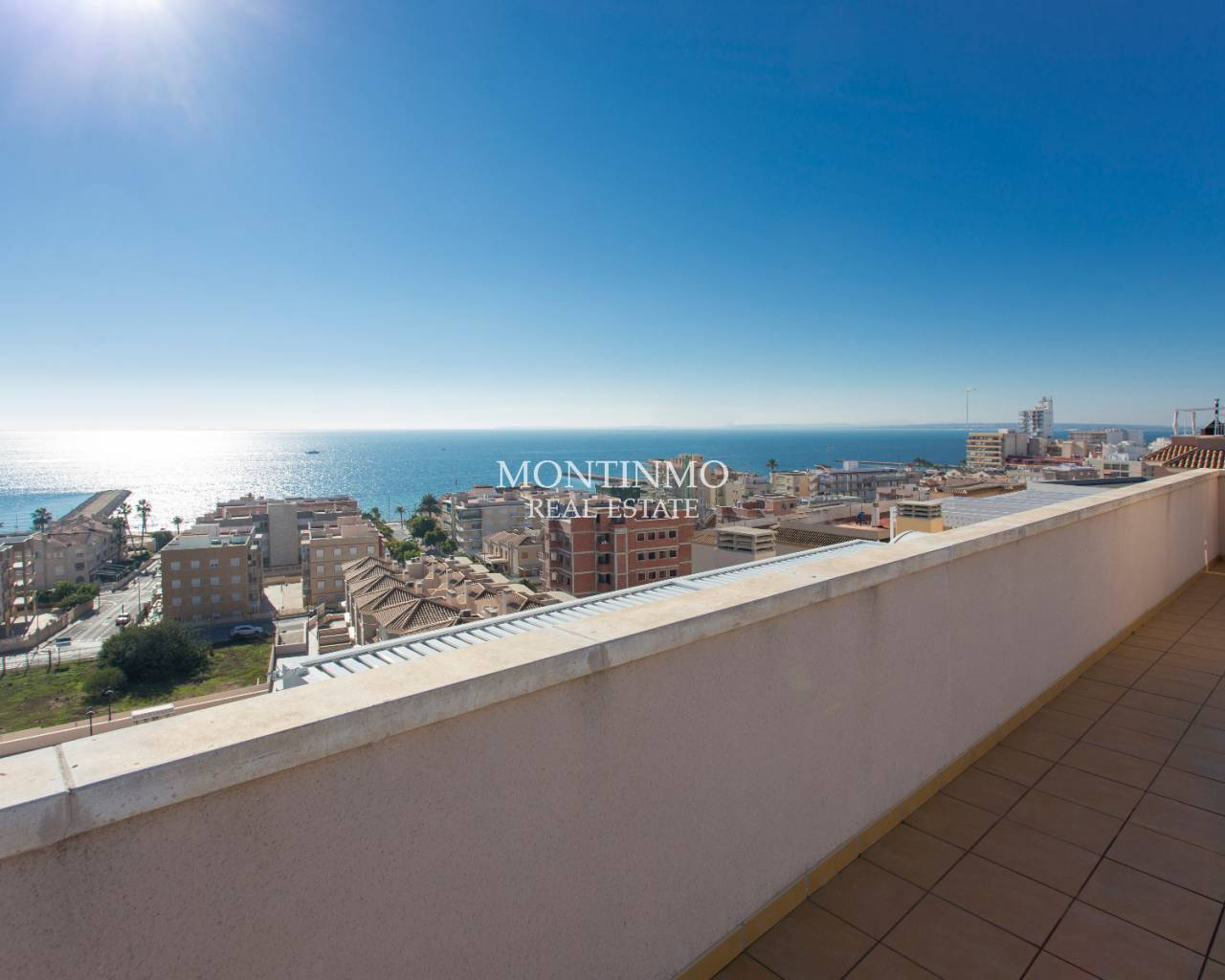 New Build - Apartment Penthouse - Santa Pola