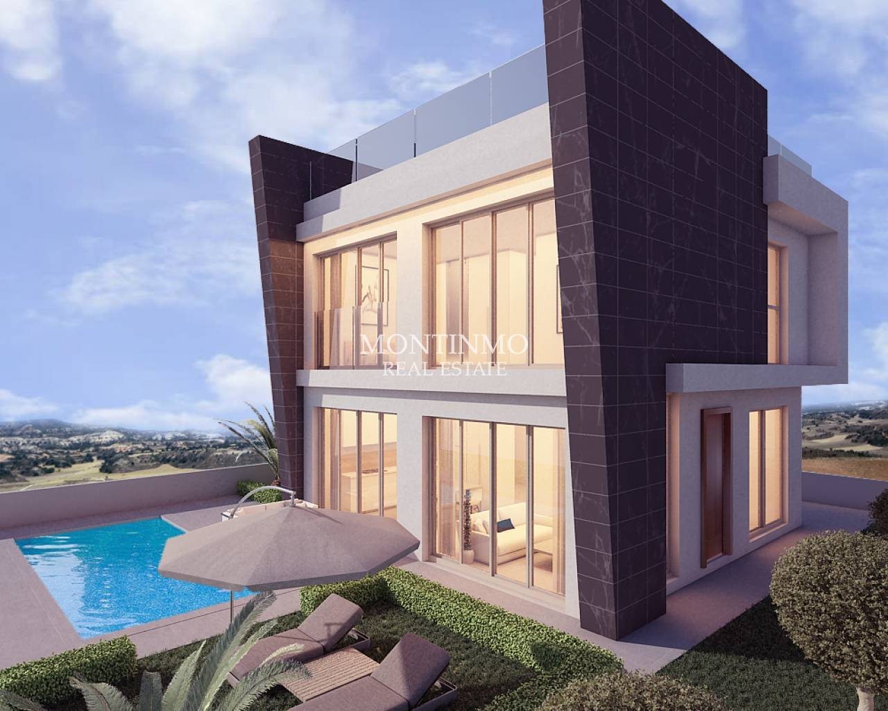 New Build - Villa - Gran Alacant - Arenales