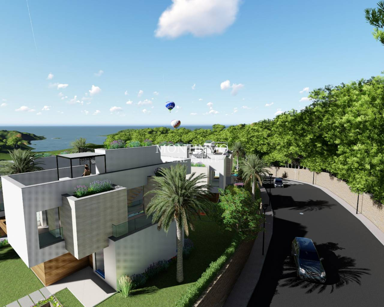 New Build - Villa - Benidorm - La Nucia