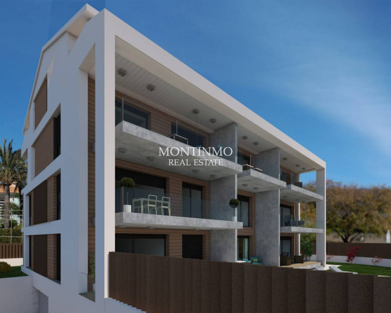 New Build - Apartment - Jávea