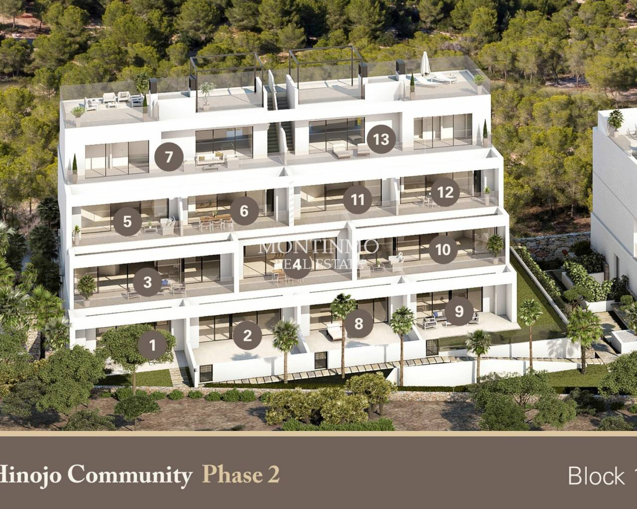 New Build - Appartement - Orihuela Costa - Dehesa de Campoamor