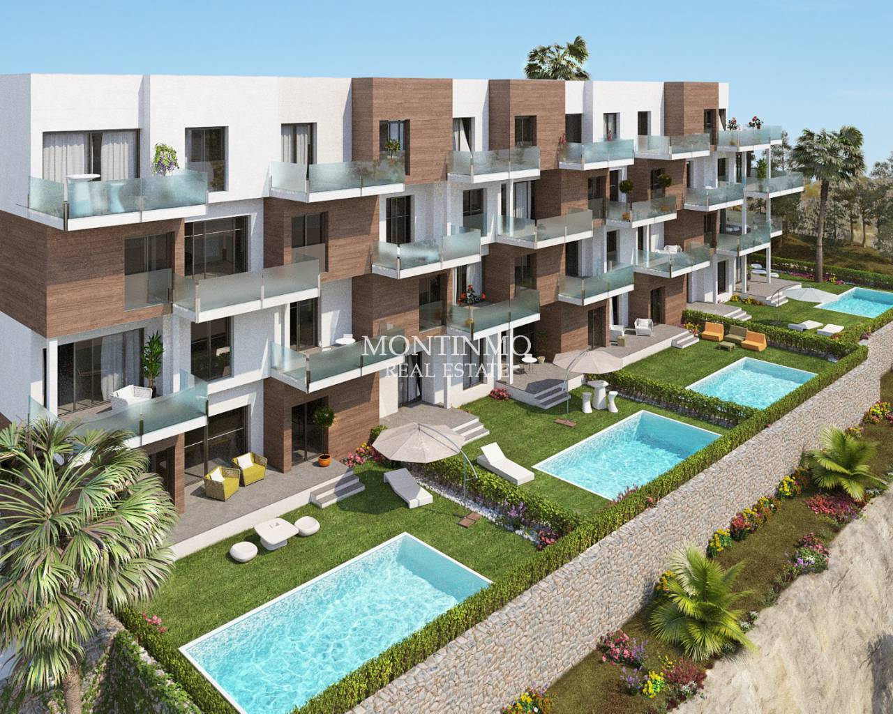 New Build - Appartement - Orihuela Costa - Las Ramblas Golf