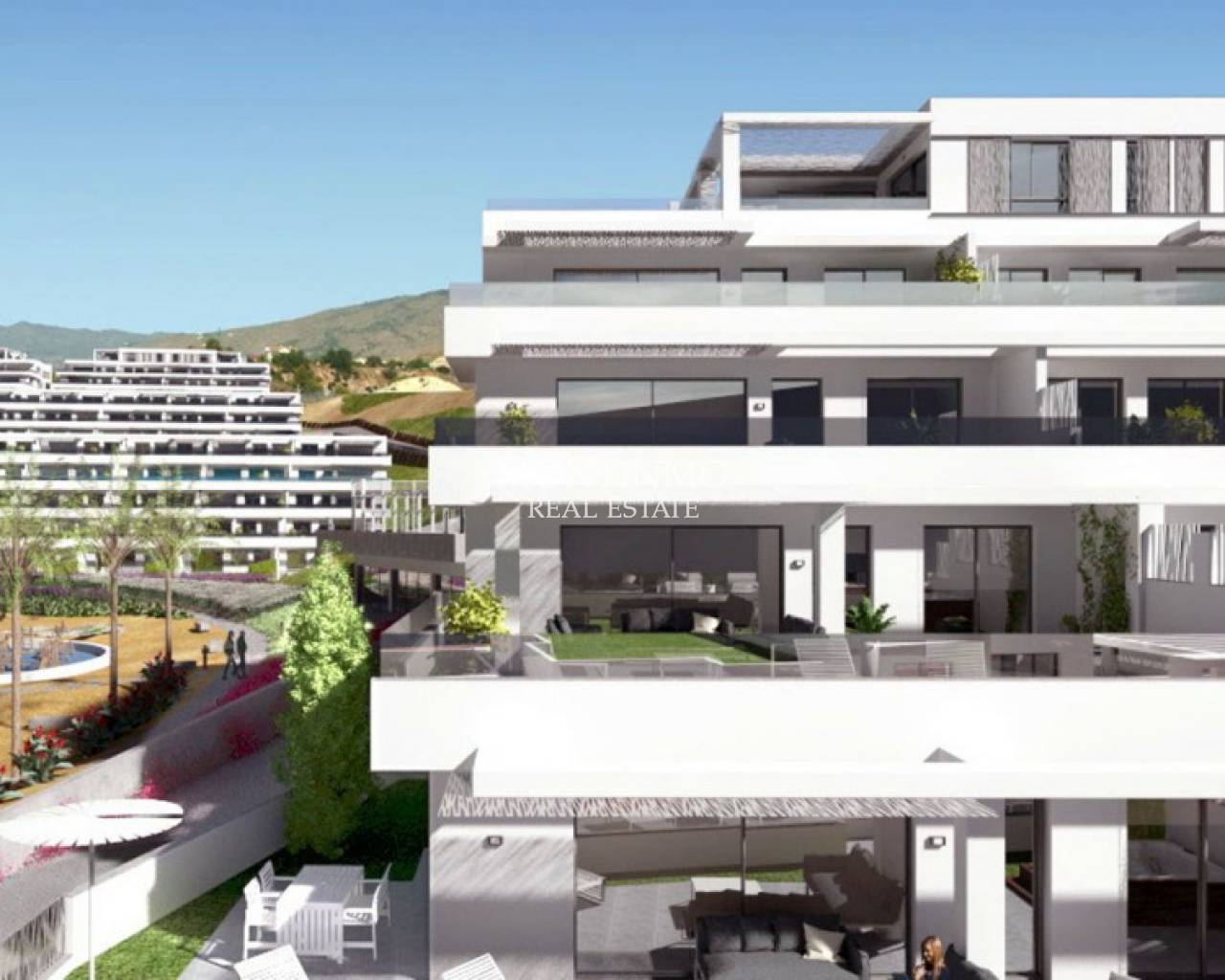 New Build - Appartement - Benidorm - Finestrat