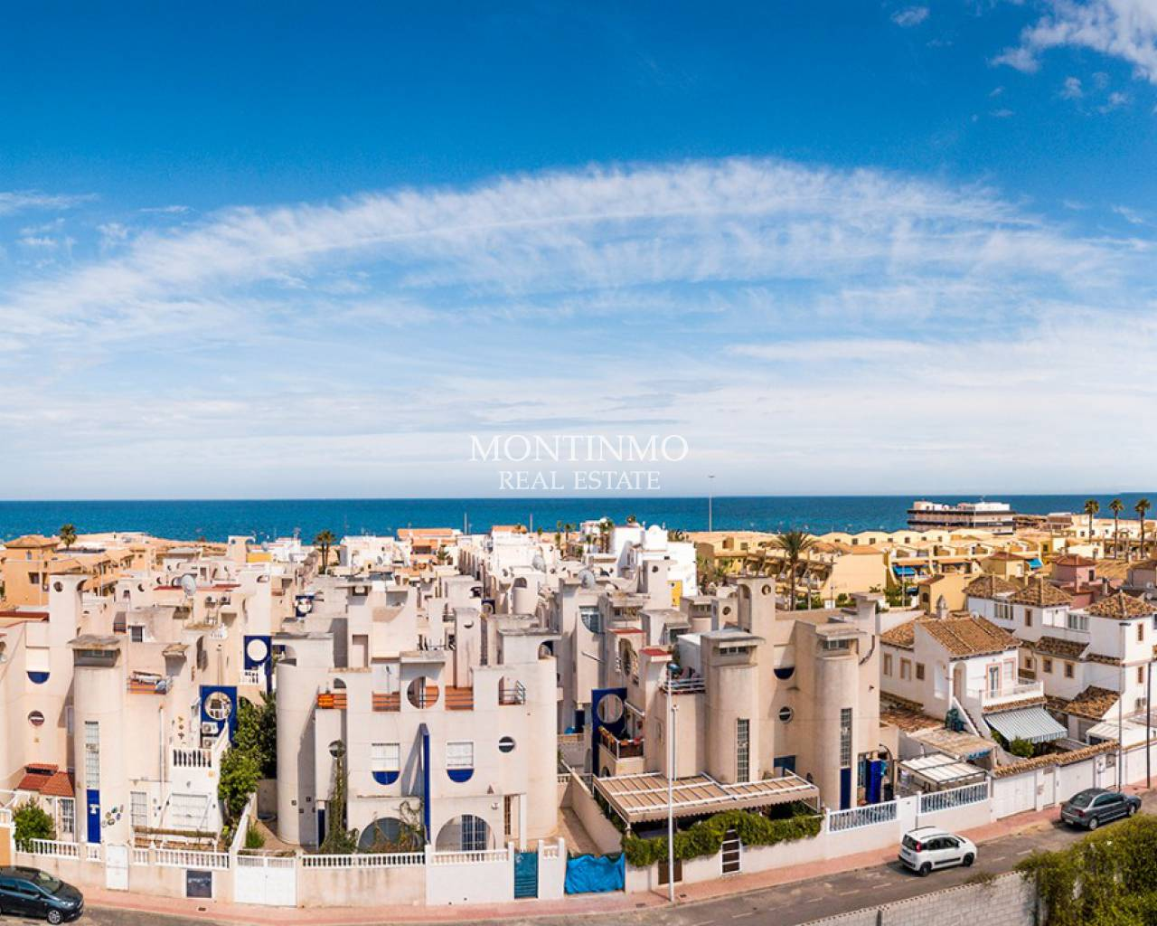 New Build - Duplex - Torrevieja - Playa de los Locos