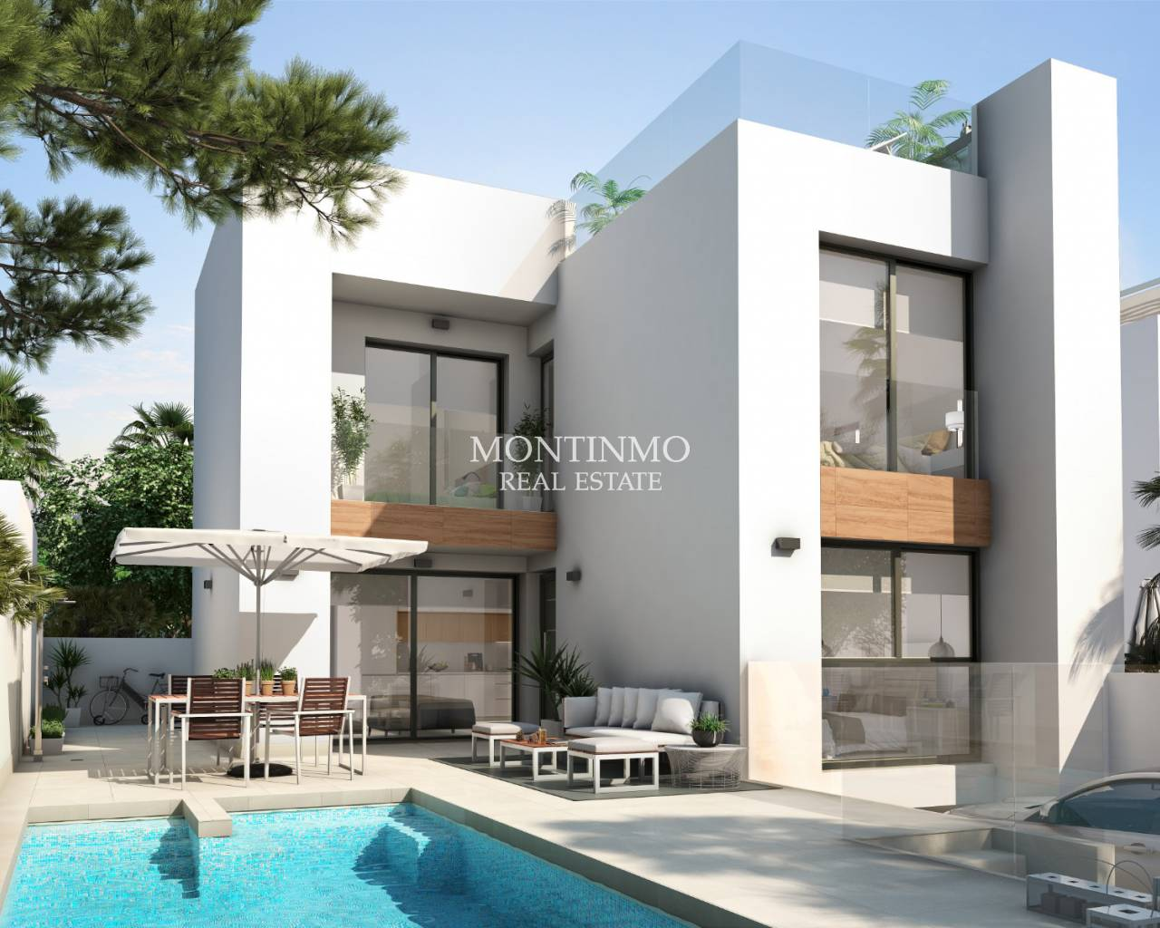 New Build - Villa - Rojales