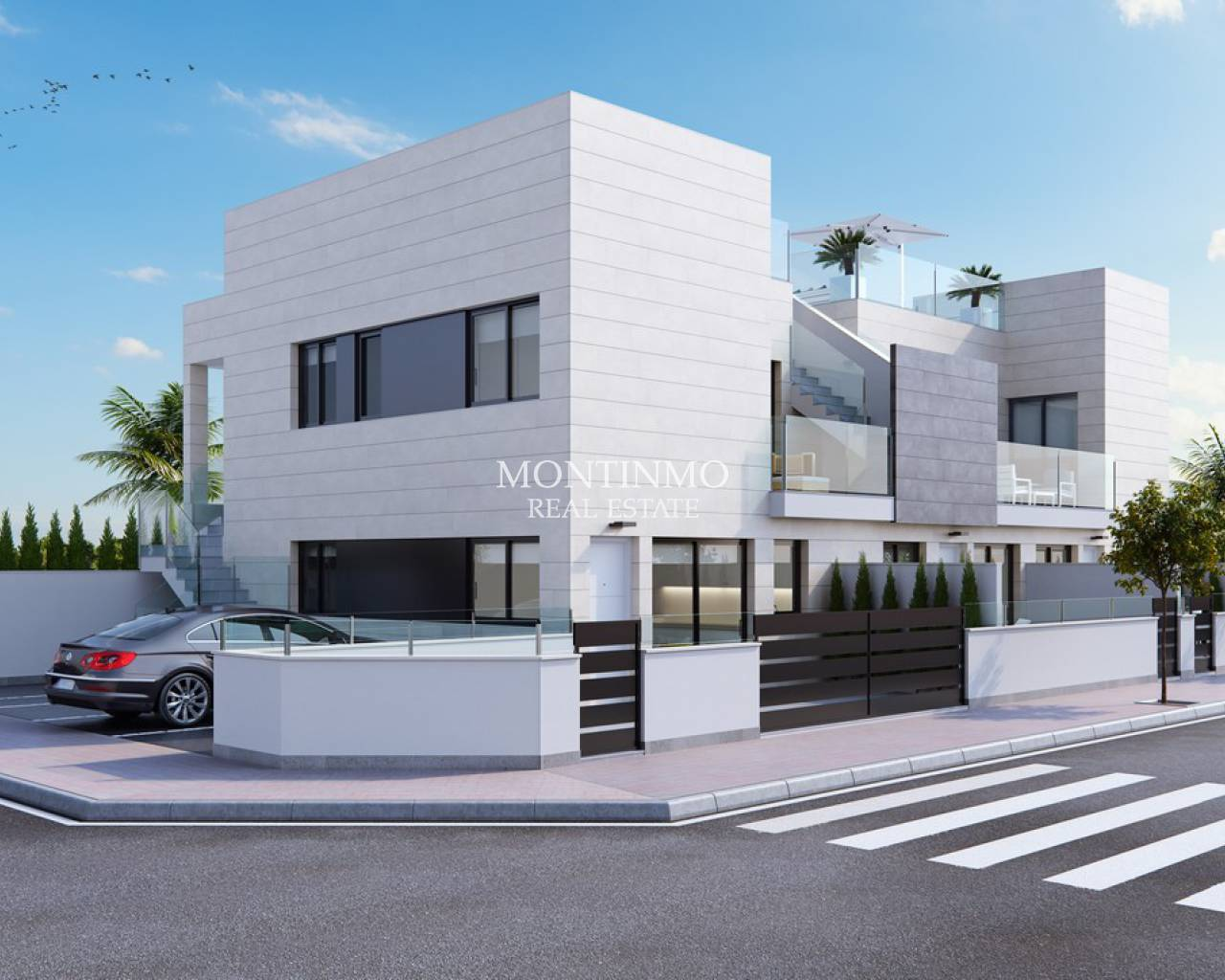 New Build - Bungalow - Pilar de la Horadada - Torre de la Horadada