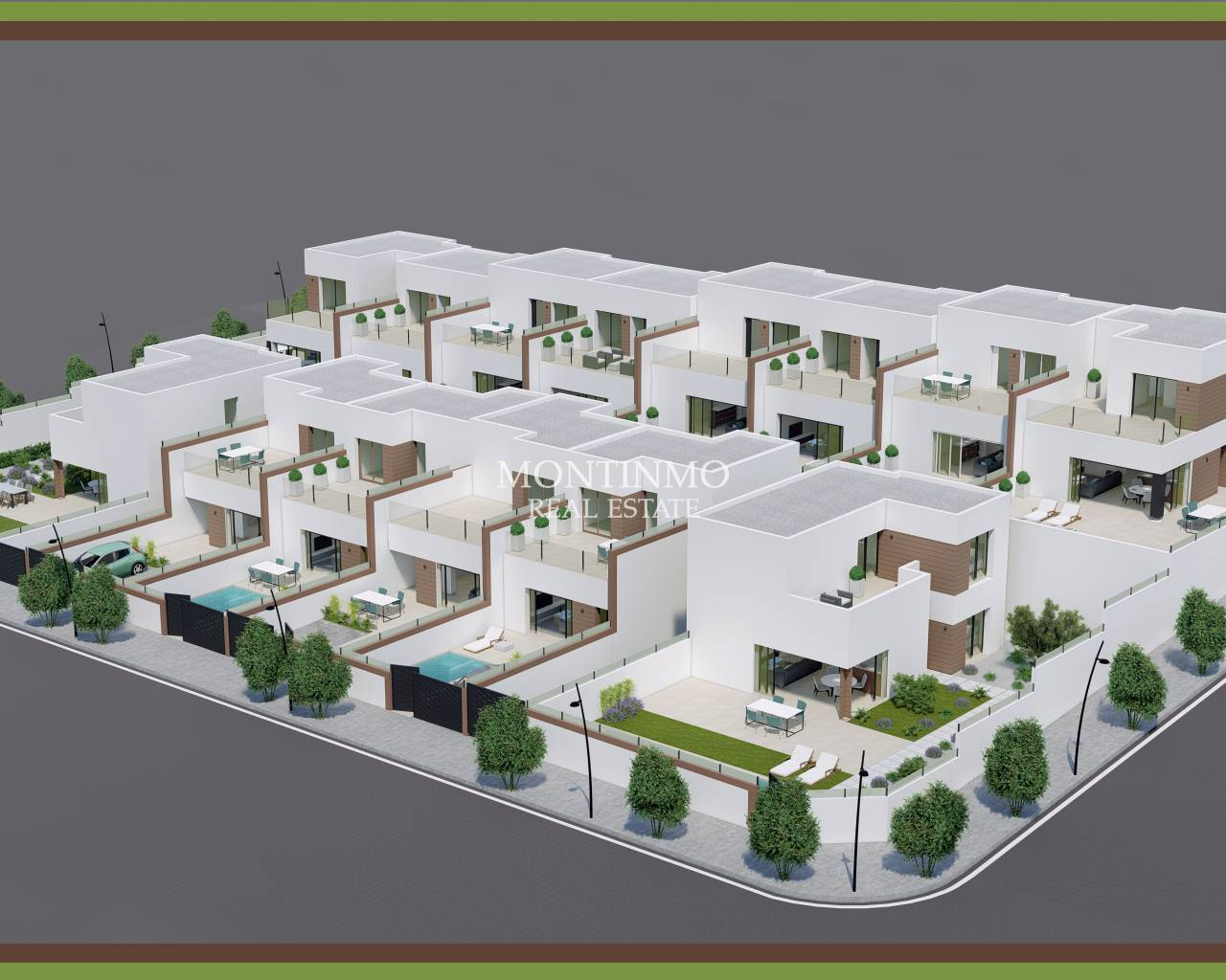 New Build - Duplex - Benijófar