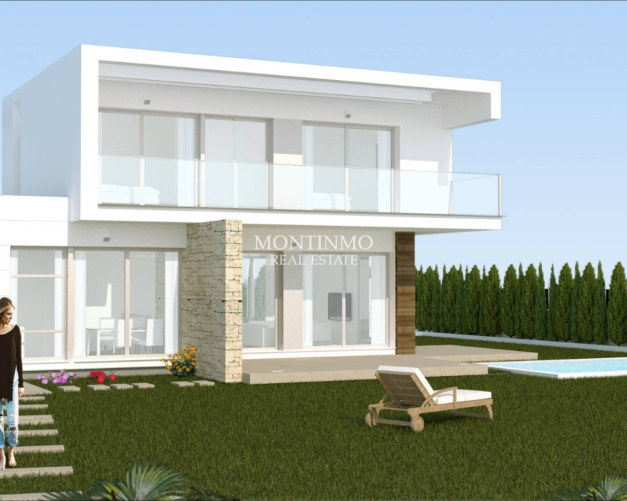 New Build - Villa - Los Montesinos - Vistabella
