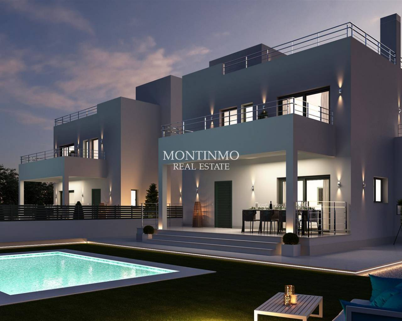 New Build - Villa - La Marina - El Pinet