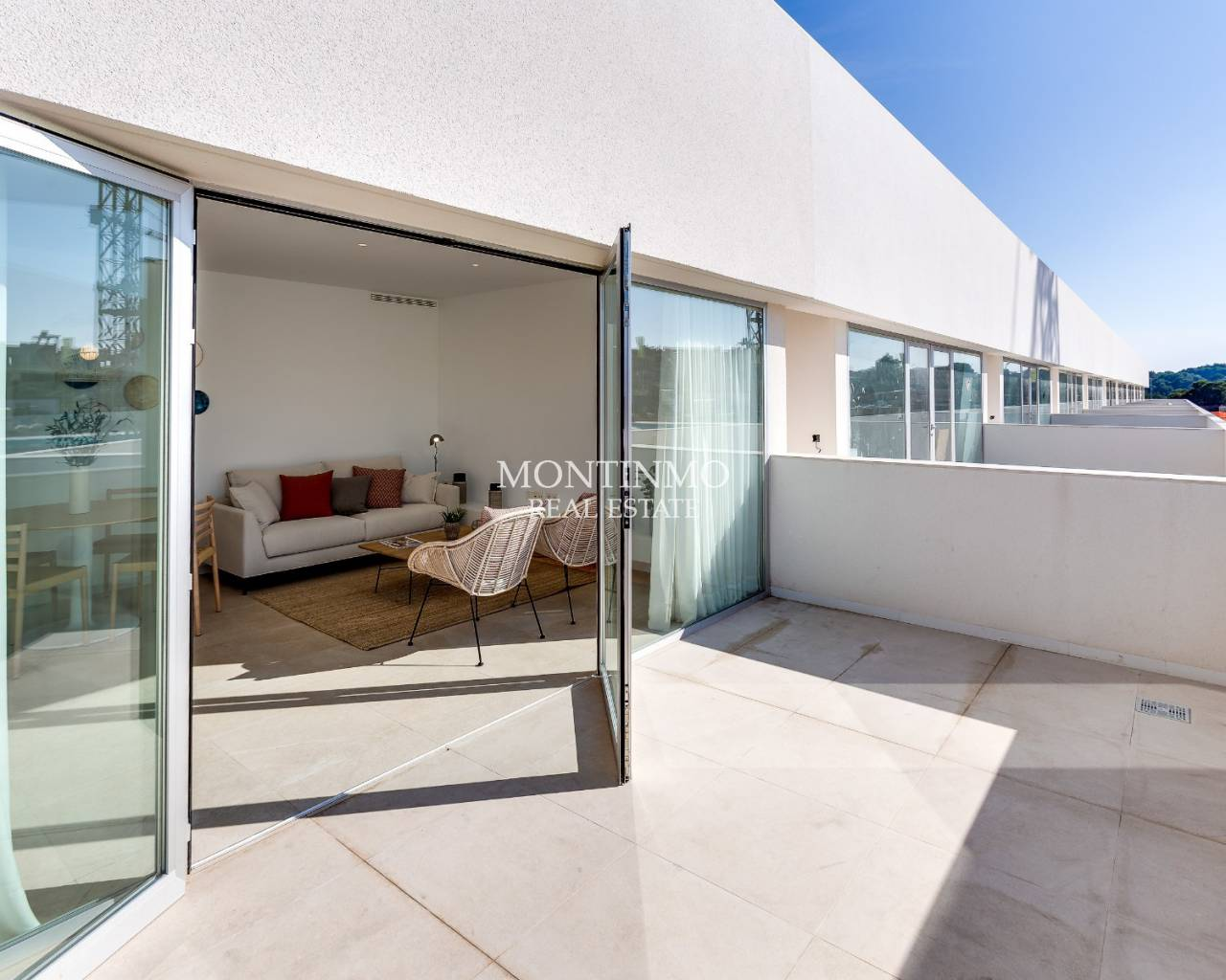 New Build - Bungalow - Torrevieja - Los Balcones