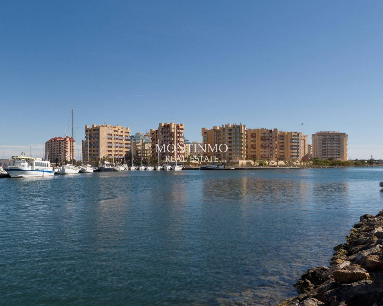 New Build - Appartement - La Manga del Mar Menor