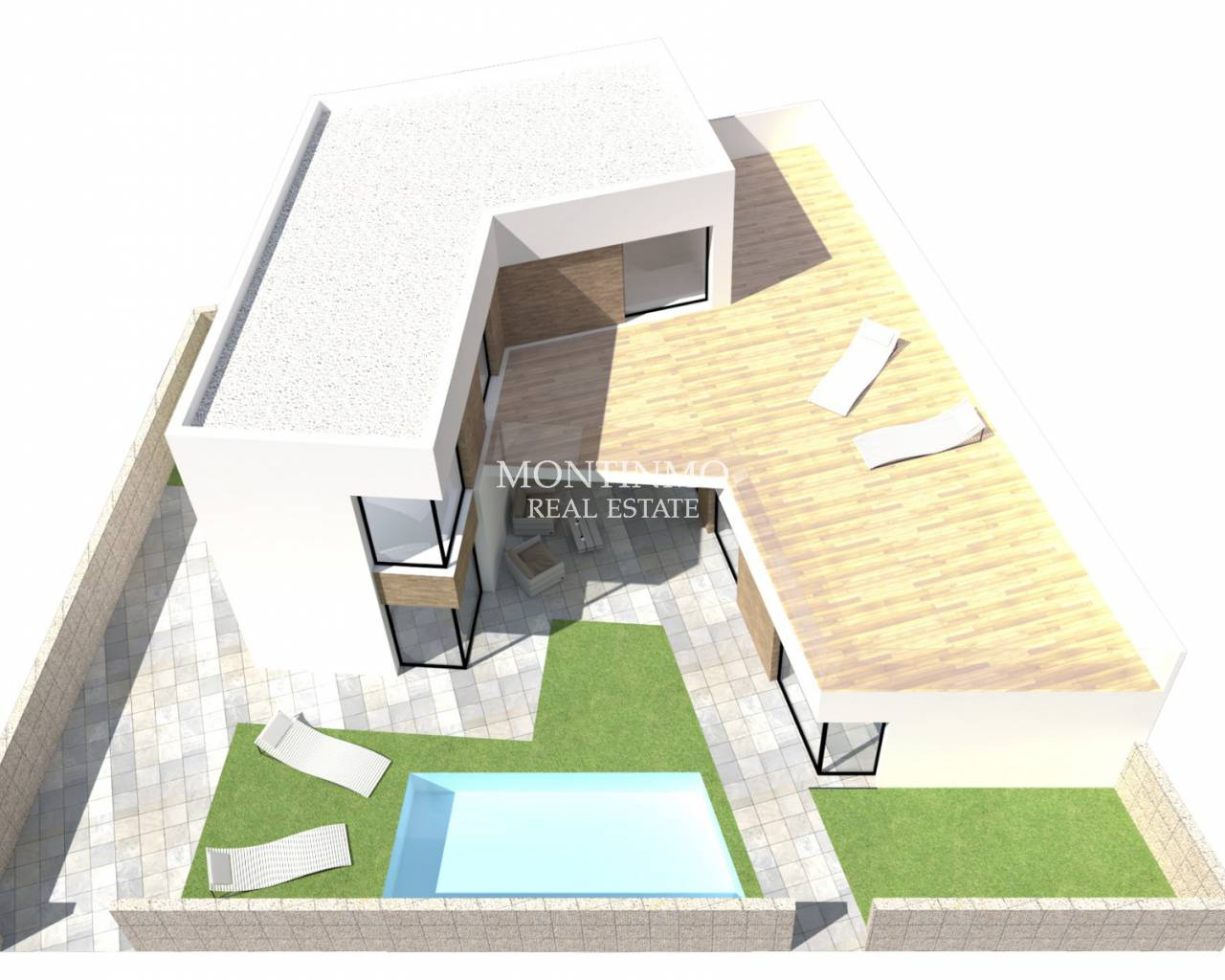 New Build - Villa - San Pedro del Pinatar - Centro