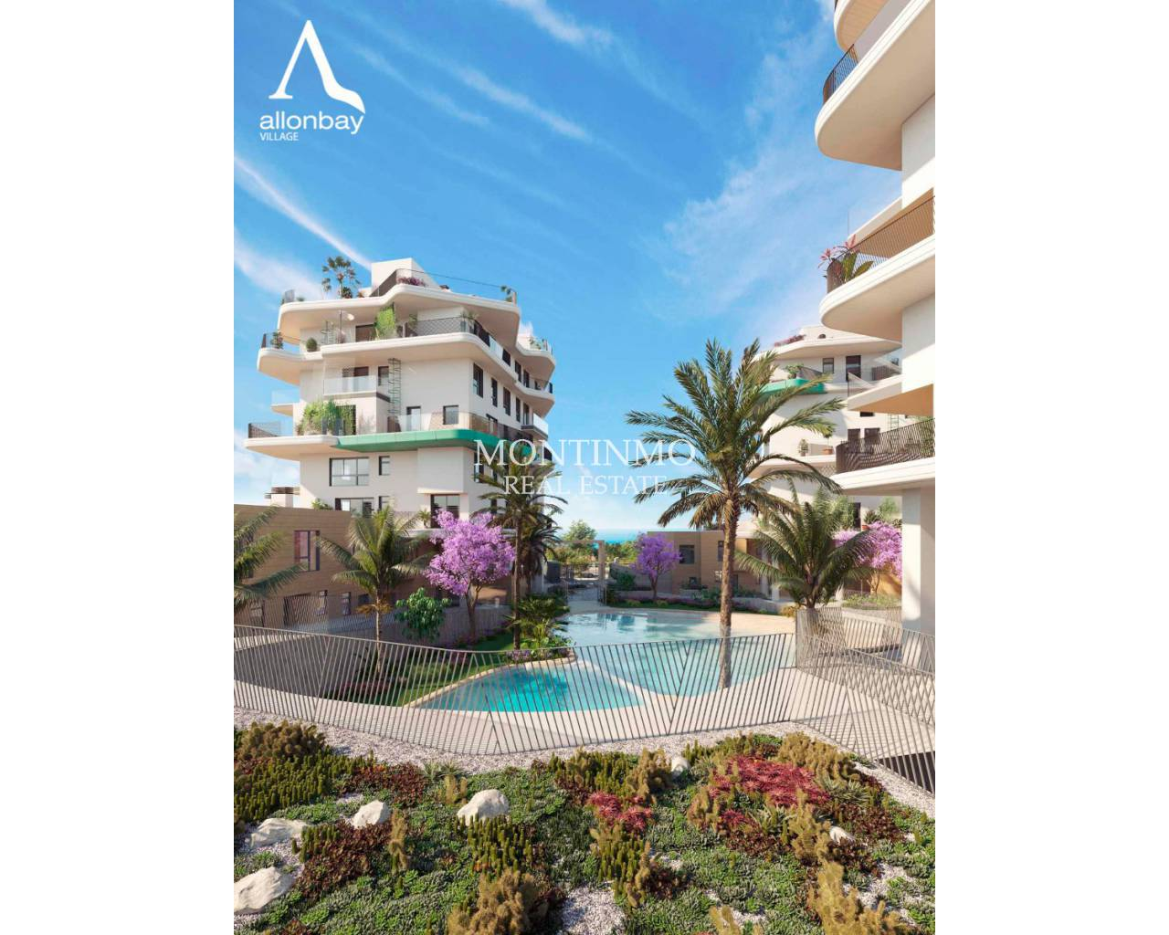 New Build - Appartement - Villajoyosa - Las Torres