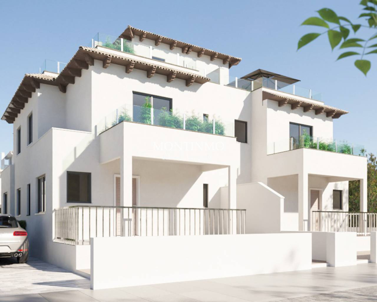New Build - Duplex - La Marina - El Pinet