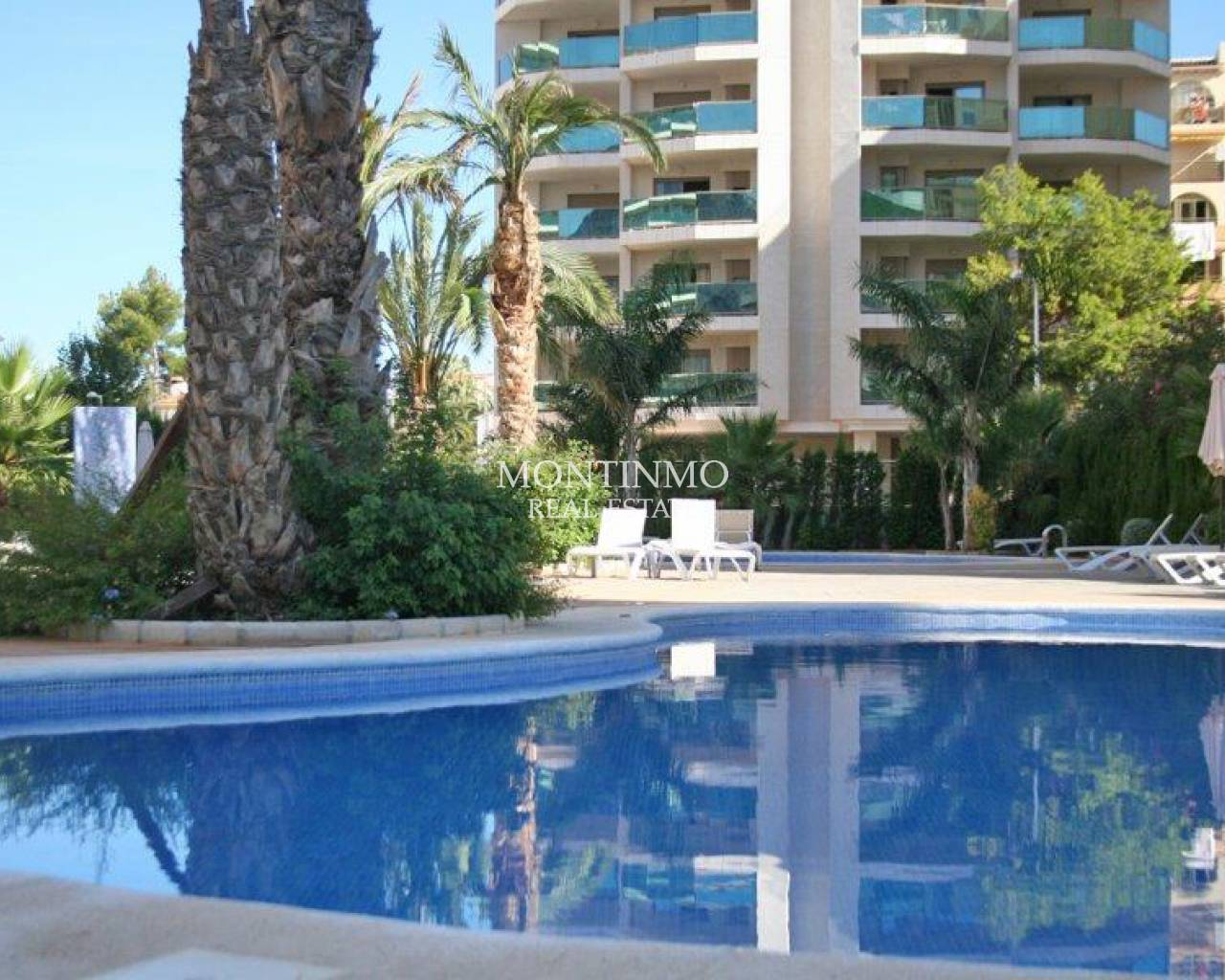 New Build - Appartement - Calpe